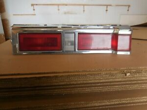 1979 Oldsmobile 88 Royal Right Tail Light