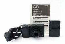 1,973Shot!! Ricoh GR Digital III 10.0MP Digital Camera [Exc-] Fedex JPN #701290A
