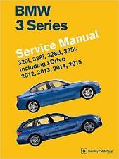 2012-2015 BMW 320i 328i 328d 335i xDrive F30 F31 F34 Repair Service Manual B315