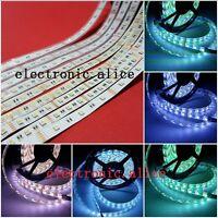 1-5M DC12V 4in1 Colors LED RGBW RGB+White 5050 SMD Flexile LED Strip Fairy Light