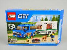 LEGO City VAN & CARAVAN CAMPER #60117  #L2