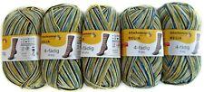 500g Regia Karibik Color Sockenwolle Socken stricken 4fach Strumpfgarn 4 fädig