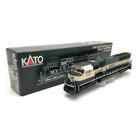 KATO 37-6401 HO Gauge EMD SD70MAC Cab Headlight BNSF Executive # 9782