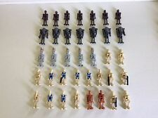 Lego star wars droid minifigures lot