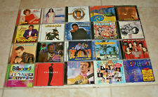 Mixed Lot of 20 Spanish Latin Cuban CD's Lote CD All Used SEE PICS Collection #1