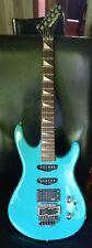 Guitare Vintage Washburn G-5V Buffalo grove IL USA vibrato 1987 electric gitar