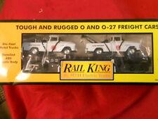 MTH *NEW* Flatcar W/Ertl 1955 Union 76 Tow Trucks 30-7640