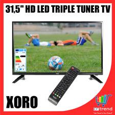 "XORO HTL 3246 Triple Tuner LED TV Fernseher 80 cm 31,5"" schwarz VGA HDMI SCART"
