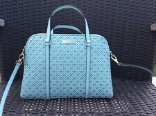 KATE SPADE  Newbury Lane Caining Small Rachelle Satchel Graceblue WKRU3659  $358