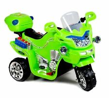 Electric Cars For Kids To Ride On Toys Riding Motorcycle Trike 6V Girls Boys New