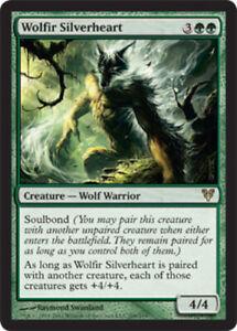 Wolfir Silverheart - Avacyn Restored - LP, English MTG Magic FLAT RATE SHIP