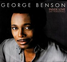"""GEORGE BENSON """"INSIDE LOVE/In Search Of A Dream"""" WARN BROS 29649 (1983) 45 & PS"""