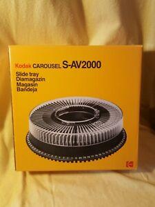 Kodak CAROUSEL S-AV2000 New