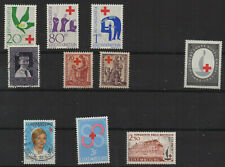 WORLDWIDE RED CROSS ROTES KREUZ STAMPS NICE LOT