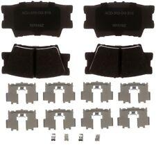 Disc Brake Pad Set fits 2006-2019 Toyota Avalon Camry RAV4  ACDELCO ADVANTAGE