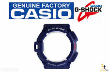 CASIO G-Shock G-9300NV-2 MUDMAN Original Blue Rubber Bezel Case Shell