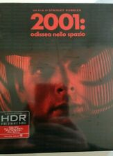 2001: A Space Odyssey - 4K UHD Blu Ray  - NEW & SEALED - 3 Disc edition