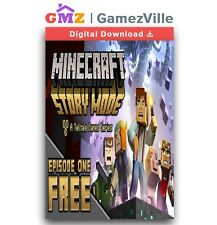 Minecraft: Story Mode - A Telltale Series Steam Key PC Game Digital Code