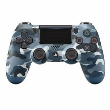 Mint PS4 Sony PlayStation Dualshock 4 V2 Controller - Blue Camo