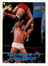 1990 Classic WWF #5 The Ultimate Warrior