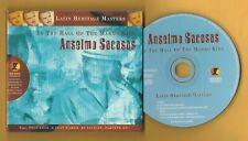 CD - ANSELMO SACASAS - In The Hall Of The Mambo King - Latin Heritage M. 2002
