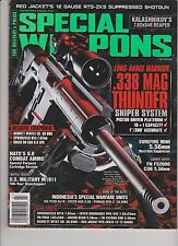 SPECIAL WEAPONS MAGAZINE FOR MILITARY & POLICE OCTOBER 2011.