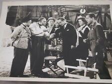 Humphrey Bogart, Lesldy Howard,  Alan Mowbry Koslofski