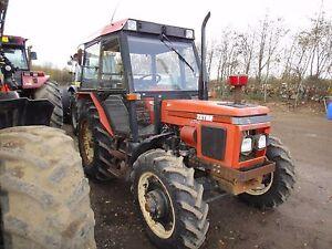 Zetor 3320 - 6340l Tractor Workshop and Operators Manual