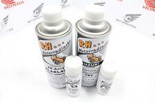 """RH MOTORCYCLE Paint/color Set Suzuki """"ykv Mat Black Metallic no2"""" 375ml"""