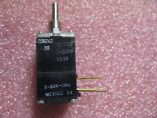 ALLEN-BRADLEY VARIABLE RESISTOR # 20M243 NSN: 5905-01-256-0144  MOD-POT  50K OLM