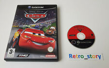 Nintendo Gamecube - Disney Cars - PAL - FRA