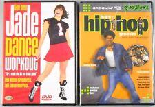2 x Hip Hop Dance Workout DVD Paket = Live Konzert Sammlung Groovaloos