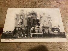 More details for postcard. brucklay castle. 1905.  ref374