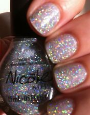 """Nicole by OPI  *RARE* Nail Polish """"MAKE A COMET-MENT (HOLOGRAPHIC) """" VERY RARE!!"""