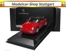 Porsche 911 Carrera 2 Cabriolet Ltd. Edition 504 Stück Minichamps 1:43 Museum