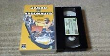 JASON AND THE ARGONAUTS RCA COLUMBIA UK PAL VHS VIDEO 1991 Ray Harryhausen