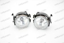 1Pair Replacement Fog Spot Lights Lamps For Subaru Outback 2010-2012