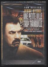 NEUF RARE DVD JESSE STONE: UNE PETITE VILLE TROP TRANQUILLE TOM SELLECK