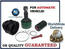 FOR MITSUBISHI LANCER AUTOMATIC 1.5i + MiVEC 2007--> CV CONSTANT VELOCITY JOINT