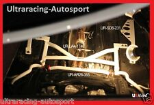 Honda Civic FD2 Type R Ultra Racing Front Lower bar 4-points 2.0 2007
