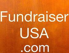 FundraiserUSA.com -CROWD FUNDING / FUNDRAISING .com Website Domain Name For Sale