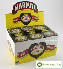 MARMITE 24 x 8g - 2 SERVINGS LOVE PORTIONS 100% VEGETARIAN - WORLDWIDE SHIPPING