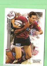 2003  RUGBY UNION CARD #61  JULIAN HUXLEY,  QUEENSLAND REDS