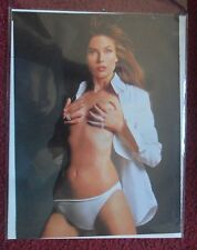 2001 Full Photo Page Celebrity Magazine Clipping ~ Sexy CAROL ALT