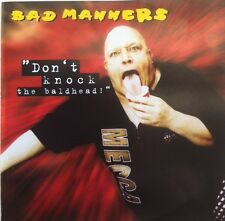 BAD MANNERS - DON'T KNOCK THE BALDHEAD - SKA 2TONE REGGAE PUNK