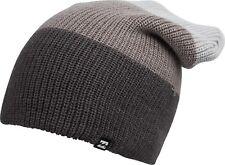 Sombrero De Hombre BILLABONG. todo el día Alto Bloque Lanudo Gris Slouchy Suelto Beanie 8W 2 1