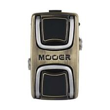 Classical MOOER The Wahter Wah Guitar Effect Pedal Pressure Sensing Switch S2Q4