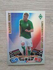Match Attax - 12/13 - Aaron Hunt - SV Werder Bremen - Limitierte Auflage