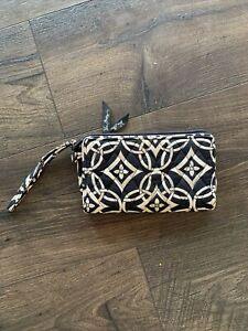 vera bradley zip around wallet wristlet