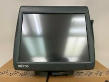 Micros Workstation 5a System Unit 400814 101 Pos Touchscreen
